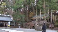 諏訪大社・上社本宮 - 日本最古の神社の一つ、守屋山北麓に鎮座、社殿6棟が重文