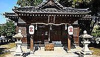 児玉神社(周南市) - 江ノ島を勧請して軍神の出生地に鎮祭、タイワンゴヨウや産湯井戸も