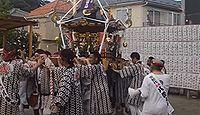 八雲大神 神奈川県茅ヶ崎市赤羽根のキャプチャー