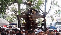 葛飾八幡宮 - 樹齢1200年の銀杏があるパワースポット、3年ごとの八幡祭、33年ごとの式年祭