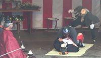 飛鳥坐神社 - 大観衆の中で性行為を模した劇が行われる奇祭「お田植祭」で有名な古社