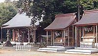八幡宮(豊川市八幡町) - 飛鳥朝に宇佐を勧請、三河国国分寺の守護神、室町期の本殿