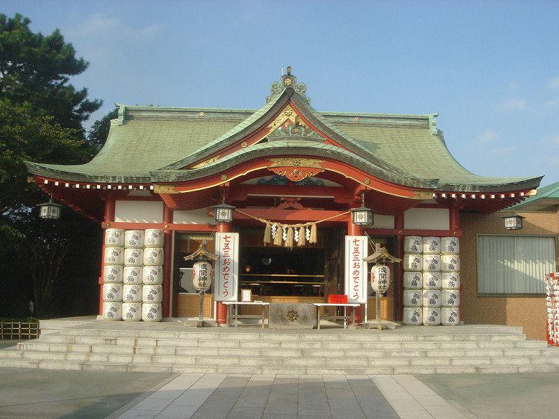 [御祭神がサクヤ]初詣で人気の神社のキャプチャー