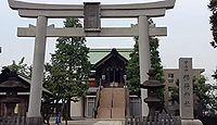 宇喜田稲荷神社 東京都江戸川区北葛西