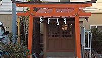 銀杏稲荷神社 東京都杉並区下井草のキャプチャー