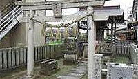 時平神社(萱田下) - 時平神社四社の一社も、創建時期やその他一切が不詳の謎の社