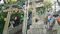 諏訪神社(徳島市) - 徳島城の鬼門守護、市中五社の一つで渭津五社の随一、ツツジと桜