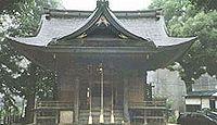 稲荷社 神奈川県川崎市多摩区登戸のキャプチャー