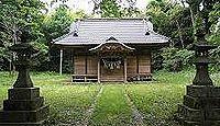 三之宮神社(睦沢町) - 神武天皇の兄三柱を祀る上総国三宮、上総はだか祭でも神輿渡御