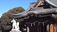 一瓶塚稲荷神社 - 藤原秀郷が天慶年間に勧請した一社が後に遷座、江戸中期の銅製鳥居