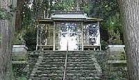 佐羅早松神社(白山市) - 平安期に加賀の国衙を強訴で追放した安元事件の神輿、白山七社