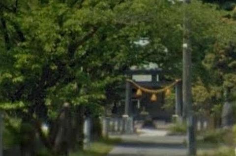 鵜川神社 新潟県柏崎市宮場町のキャプチャー