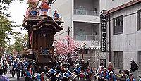 水口神社(甲賀市) - 「大宮さん」物部系創始、4月には近江を代表する曳山祭礼の水口祭