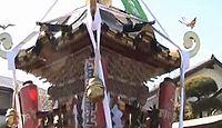 御霊神社 神奈川県茅ヶ崎市南湖のキャプチャー