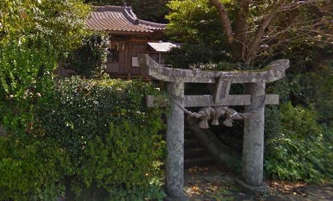 大野神社 長崎県長崎市下大野町のキャプチャー
