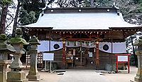 麻賀多神社 千葉県成田市台方