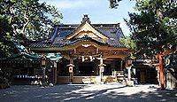 大野湊神社 - 拾い上げた猿田彦大神を祀る、戦国期に前田利家が復興、利長が始めた神事能