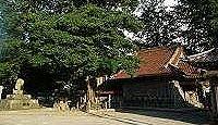伊甘神社 - どんな日照りでも枯れない「御所の池」があったから国府に、石見国総社