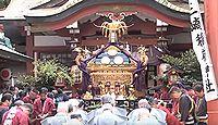 三崎稲荷神社 東京都千代田区三崎町のキャプチャー