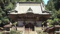 木曾三社神社 群馬県渋川市北橘町下箱田のキャプチャー