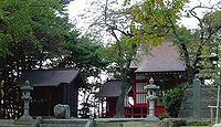 鳥屋神社 宮城県石巻市山下町