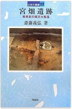 斎藤義弘『宮畑遺跡―南東北の縄文大集落 (日本の遺跡)』のキャプチャー