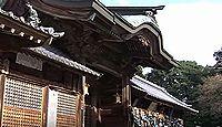 猿投神社 - 紅葉の名所として知られる、山中で蛇毒に斃れたオオウスを祀る、三河国三宮