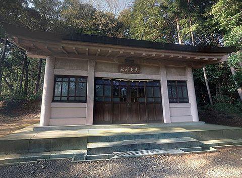 赤王神社 静岡県三島市北沢139