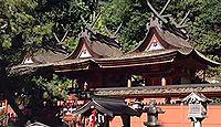 国宝「宇太水分神社本殿」(奈良県宇陀市)