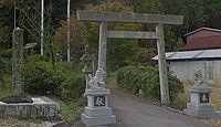 美濃夜神社 三重県津市芸濃町雲林院