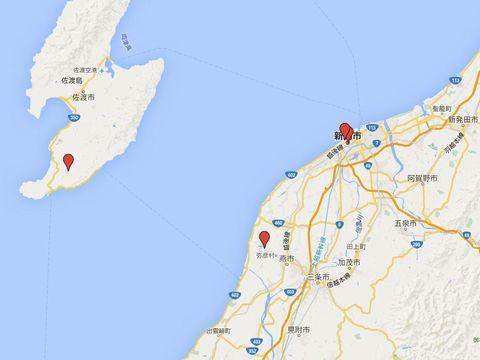 新潟県の別表神社のキャプチャー