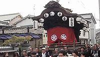 志都美神社 奈良県香芝市今泉のキャプチャー