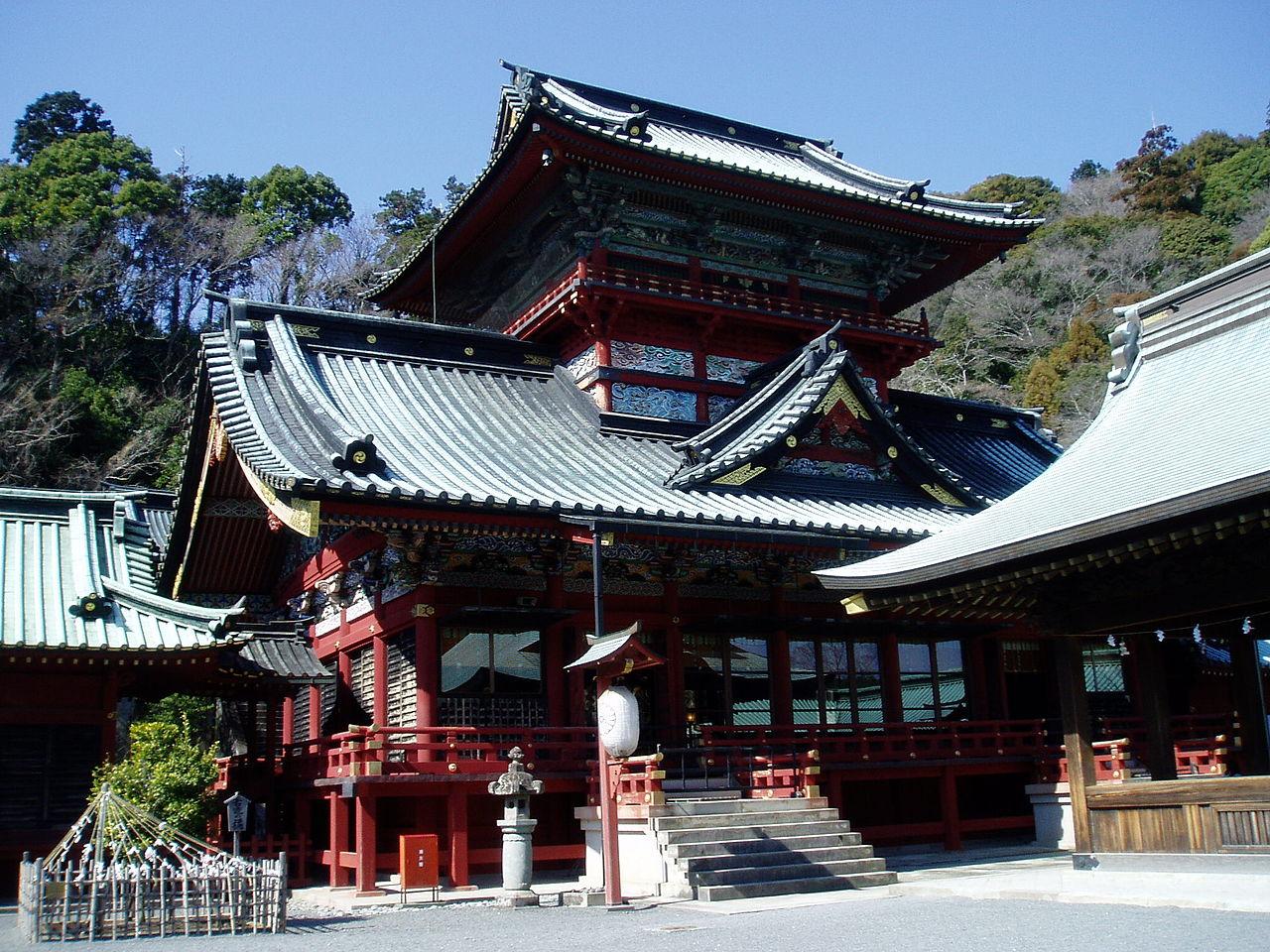 [御祭神がオオトシノカミ]初詣で人気の神社のキャプチャー
