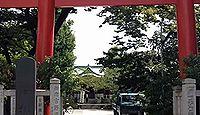 洲﨑神社 東京都江東区木場のキャプチャー