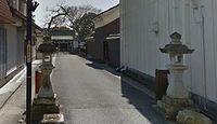 山氏神社 兵庫県加東市社