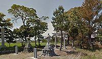 松尾八王子神社 静岡県磐田市前野町