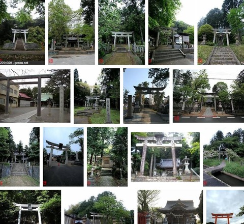 井田神社 兵庫県豊岡市日高町鶴岡のキャプチャー