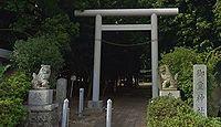 御霊神社 神奈川県平塚市横内のキャプチャー