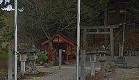 阿波神社 三重県伊賀市下阿波