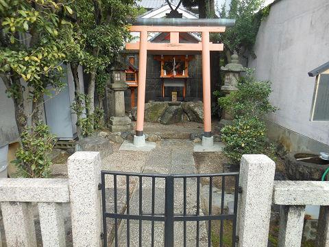 開化天皇陵「春日率川坂上陵」付近の住吉神社 - ぶっちゃけ古事記