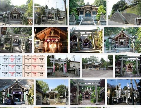 杉山神社 神奈川県横浜市港北区新羽町2576のキャプチャー