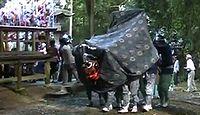 桙衝神社 福島県須賀川市桙衝のキャプチャー