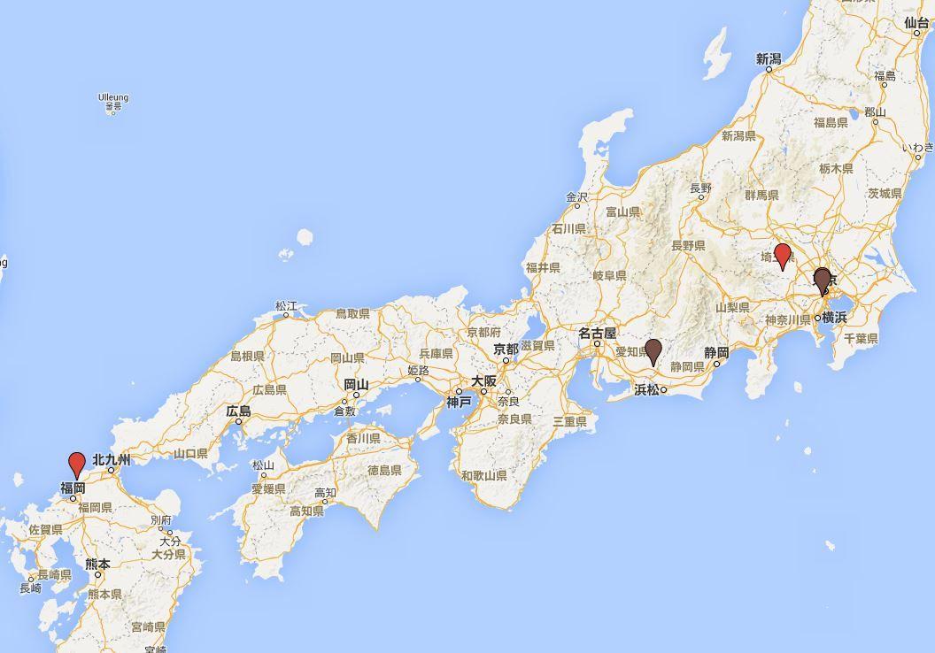 東郷神社 - 日露戦争の日本海海戦で世界最強バルチック艦隊を撃破した東郷平八郎を奉斎