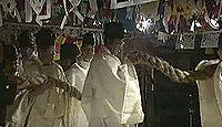 重要無形民俗文化財「大元神楽」 - 6年に1度、神と共演するこの地でしかできない神楽のキャプチャー