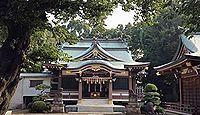 氷川神社 東京都板橋区赤塚のキャプチャー