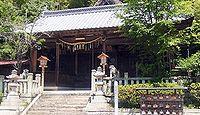 篠原神社 兵庫県三木市口吉川町殿畑のキャプチャー