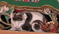 国宝「東照宮東西廻廊」(栃木県日光市)のキャプチャー