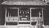 二宮神社(府中市) - 1175年頃の創建、住吉三神の一柱を単独で祀る珍しい神社