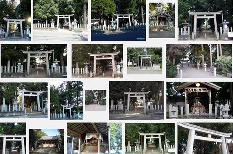小宮神社 三重県伊賀市服部町のキャプチャー