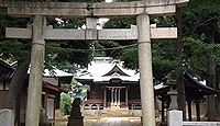 烏山神社 東京都世田谷区南烏山のキャプチャー